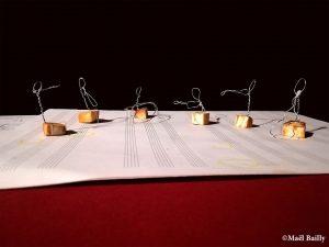 Six miniatures pour sextuor