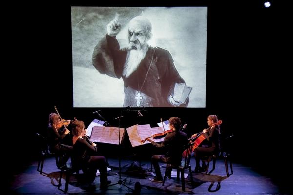 Ciné-concert «Le Bonheur»